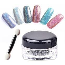 Nail Chrome Glitter Powder