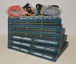 Cisco CCNA, CCNP, CCIE, Voice & Security Certification Training Lab Kits