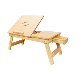 Wood Laptop Table