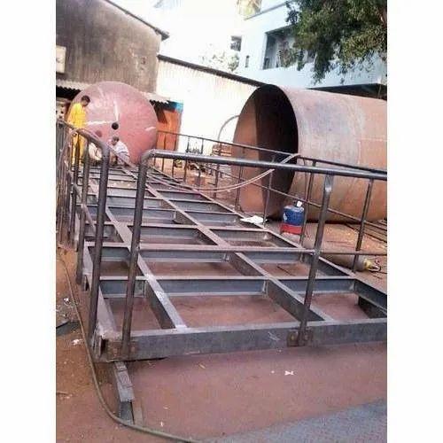 Steel Fabrication Services: Ms Steel Heavy Engineering Fabrication Services, In Nagpur