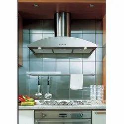 Glen Stainless Steel Kitchen Chimney