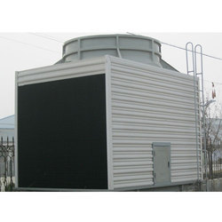 FRP Cross Flow Cooling Towers, Capacity: 20 - 250 TR
