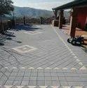 Cement Rectangular Flag Series Paving Blocks