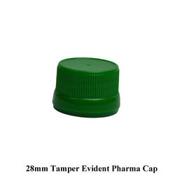 28mm Tamper Evident Pharma Cap