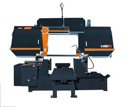 Semi Automatic Bandsaw Machines-CHB 650 DC