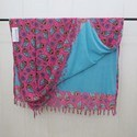 Pareo Sarong Beach Towel With Terry Bikini Cover Up Pareo