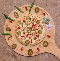Fresh Continental Veggie Pizza, Packaging Type: Box, Size: Medium