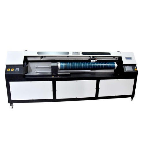 Thermal Rotary Inkjet Engraver Machine