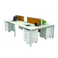 2 System Workstation Table