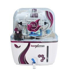 Aquagrand Red Swift Model 12 Ltr Ro  Uv  Uf  Tds Water Purifier