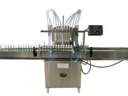 Automatic Hand Sanitizer Filling Line