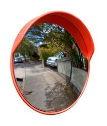 Polycarbonate Convex Mirror 24CM