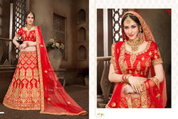 Rajasthani Lehenga Choli Designs