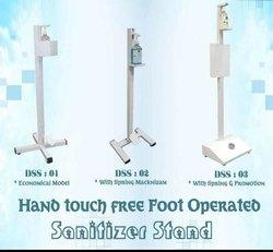 Hand sanitizer stand (DSS-02)
