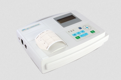 Electrocardiograph Cardiart 6208 View, for Hospital