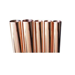 Copper Coated Bundy Pipe