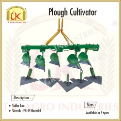 Plough Cultivator