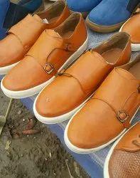 Leather Fashion Shoe