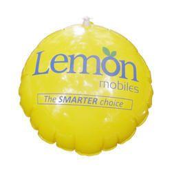 Lemon Dangler Balloons