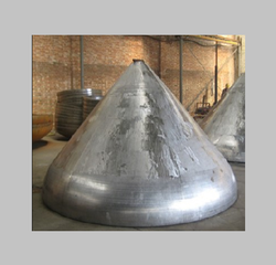 Conical Dished Tank Heads