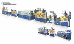 PP Fully Automatic Box Strapping Plant