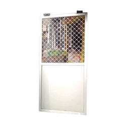 ACP Aluminium Door