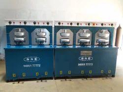 Semiautomatic Pakkumattai Plate Making Machine