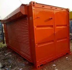 Portable Container Shop
