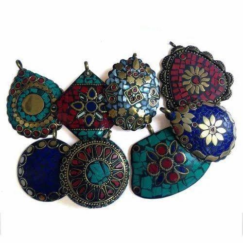 Tibetan pendants at rs 75 piece pendant id 11730691048 tibetan pendants aloadofball Images