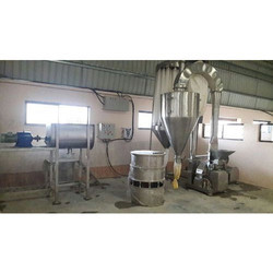 Stainless Steel Pulveriser Machine