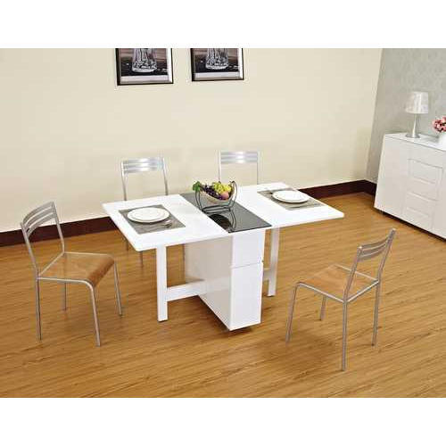 Space Genie Folding Dining Table Set Rs 20000 Piece Space