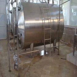 SS Chemicals Storage Tank