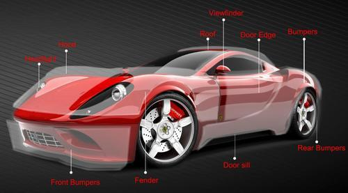 Paint Protection Film >> Paint Protection Film