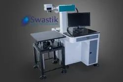 Automatic Fiber Laser Marking Machine