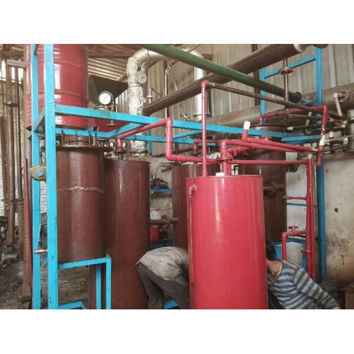 S-TPI-PPP-500 Trimurti Production's Plastic Pyrolysis Plant