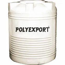 Polyexport Water Storage Tanks