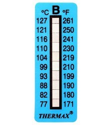 Temperature Label, Packaging Type: Packets