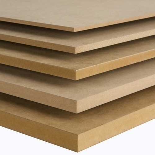 Brown MDF Board, Thickness: 5 To 20mm