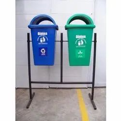 Dual Stand Dustbin