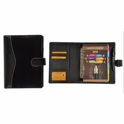 Black Leather Clatch Purse, Packaging Type: Box