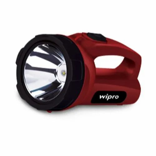 Cool White LED Wipro 5W Emerald Rechargeable Emergency