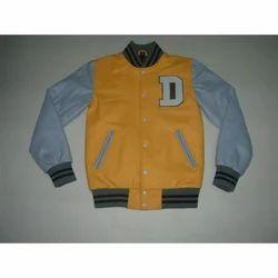 Trendy Varsity Jacket