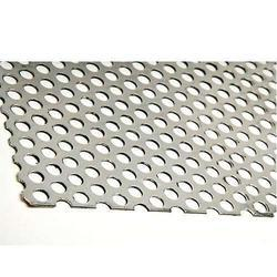 Crusher Perforated Sheet