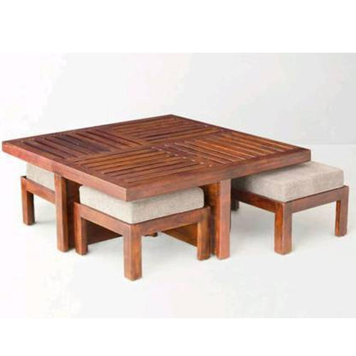 Charming Floor Dining Table