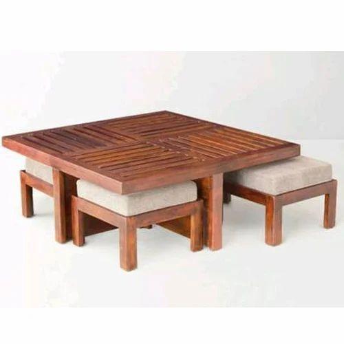 Floor Dining Table
