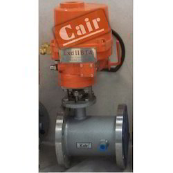 Sulphur Jacketed Ball Valve