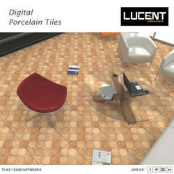 Kitchen Porcelain Tiles