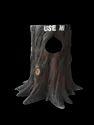 FRP Trunk Tree Dustbin
