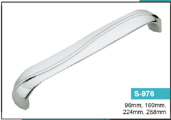 S-976 Zinc Cabinet Handle
