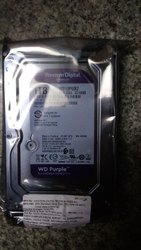 WD Purple Hard Disk
